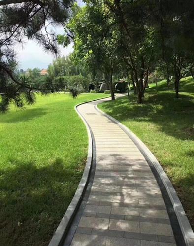 廊坊文安清颐园公墓环境