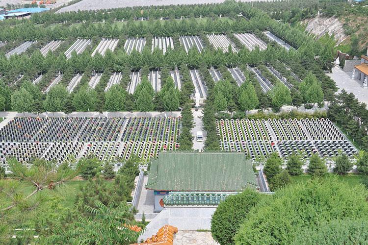 灵山宝塔最便宜的墓地